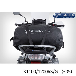분덜리히 K1100/1200RS/GT (-05) Rack Pack bag Edition - black
