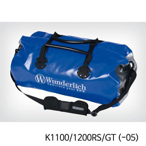 분덜리히 K1100/1200RS/GT (-05) Ortlieb Rack Pack Edition - silver-blue