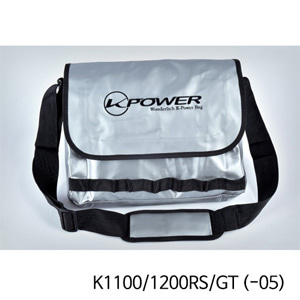 분덜리히 K1100/1200RS/GT (-05) Shoulder bag K Power - silver