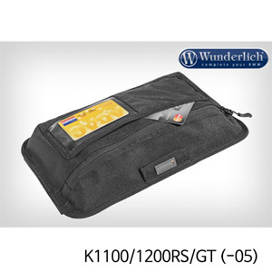 분덜리히 K1100/1200RS/GT (-05) Case Lid Pocket - black