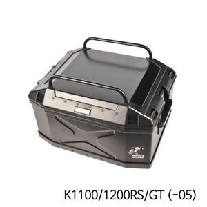 분덜리히 K1100/1200RS/GT (-05) Hepco & Becker Xplorer Topcase 45 litres - black