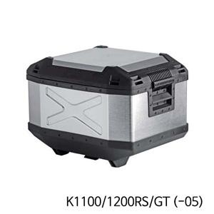 분덜리히 K1100/1200RS/GT (-05) Hepco & Becker Xplorer Topcase aluminium 45 litres - silver