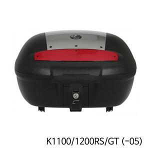 분덜리히 K1100/1200RS/GT (-05) Journey Topcases TC 50 - black-silver