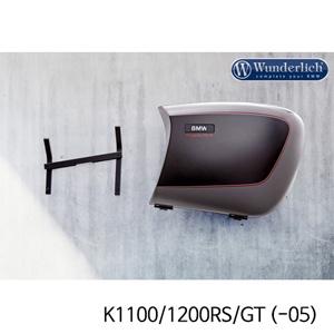 분덜리히 K1100/1200RS/GT (-05) Luggage wall bracket system - silver