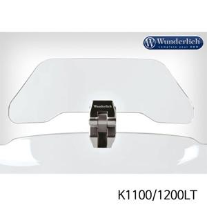 분덜리히 K1100/1200LT Screen deflector ?VARIO-ERGO+ - clear