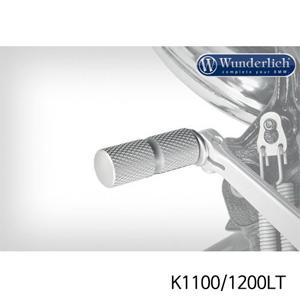 분덜리히 K1100/1200LT Gear lever enlargement classic version - silver