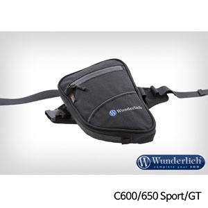 분덜리히 BMW C600/650 Sport/GT 레그 백 좌측 블랙색상