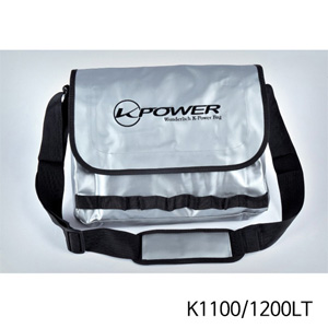 분덜리히 K1100/1200LT Shoulder bag K Power - silver
