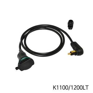 분덜리히 K1100/1200LT Tank bag power supply (right-angle plug ) - Angled plug