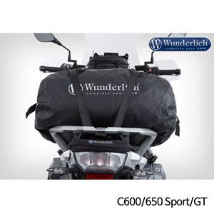 분덜리히 BMW C600/650 Sport/GT Rack Pack bag 분덜리히 에디션 블랙색상
