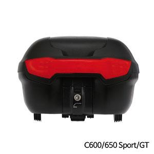 분덜리히 BMW C600/650 Sport/GT Krauser Journey 탑케이스 TC 40 블랙색상