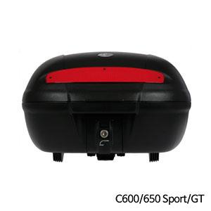 분덜리히 BMW C600/650 Sport/GT 탑케이스 TC 50 플레이트 서포터 포함 블랙색상