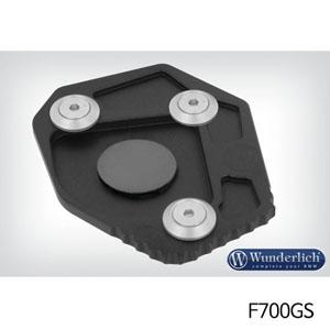 분덜리히 F700GS 사이드스탠드 확장 킷 블랙색상