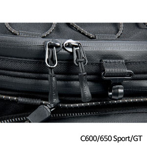 분덜리히 BMW C600/650 Sport/GT Replacement-Zipper - black