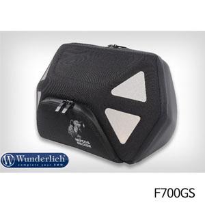 분덜리히 F700GS 스포츠백 시스템 Royster 블랙색상