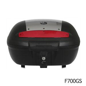 분덜리히 F700GS 탑케이스 Journey TC50 블랙/실버색상