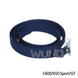 분덜리히 BMW C600/650 Sport/GT Strap - 200cm 블루색상