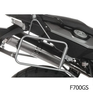 분덜리히 F700GS Krauser LockIt luggage rack set 블랙색상