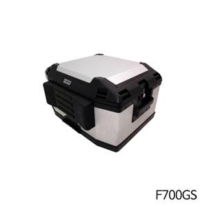 분덜리히 F700GS Backrest pad Xplore 탑케이스