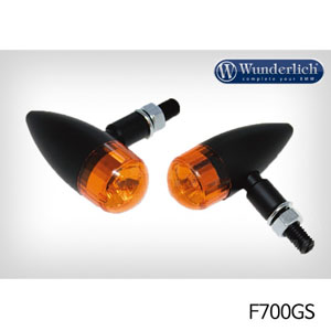 분덜리히 F700GS Indicator bullet light (set)