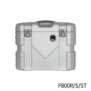 분덜리히 F800R/S/ST Krauser GOBI pannier set 실버색상
