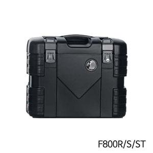 분덜리히 F800R/S/ST Krauser GOBI pannier set 블랙색상