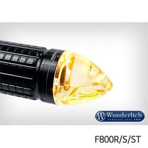 """분덜리히 F800R(-14)/S/ST Motogadget """"m-Blaze cone"""" indicator 좌측 블랙색상"""