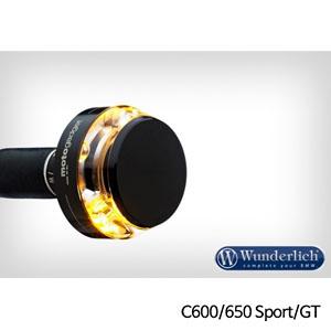 분덜리히 BMW C600/650 Sport/GT Motogadget m-Blaze Disc indicator - 우측 블랙색상