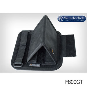 분덜리히 F800GT navigation mounting bracket for 탱크백 Elephant 블랙색상