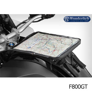 분덜리히 F800GT Replacement map holder for 탱크백 Elephant