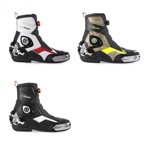 xpd 부츠 XPD X-Two Motorcycle Boots