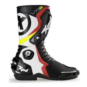 xpd 부츠 XPD VR6.2 Motorcycle Boots