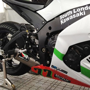 KAWASAKI 오스틴레이싱 머플러 슬립온&풀시스템 ZX10R 2010-2018 GP3 SLIP-ON & FULL EXHAUST SIDE EXIT SYSTEMS